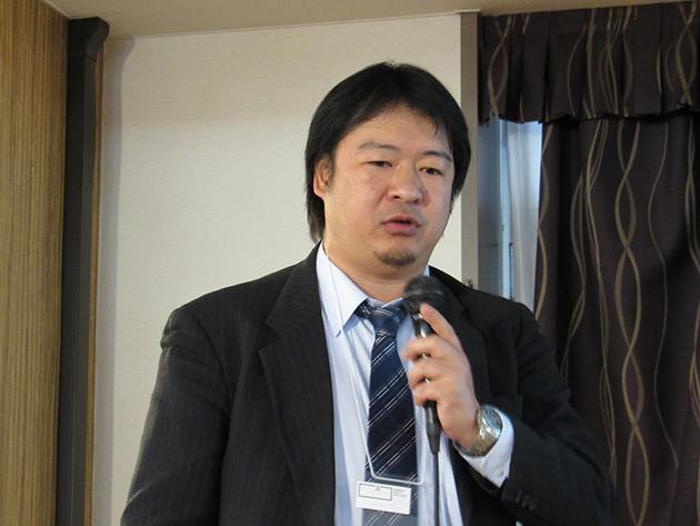 東北大学教授 未来科学技術共同研究センター(NICHe)センター長補佐 鈴木高宏氏