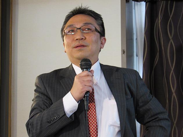 東北大学 情報知能システム研究センター 特任准教授 高橋真悟氏
