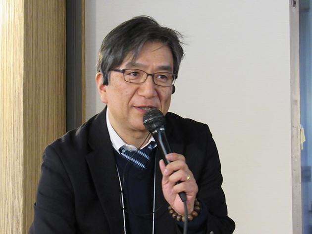 秋田横連携IoT推進ラボ(シェアリングエコノミーCTV)事務局 事務局長 大宮忠和氏