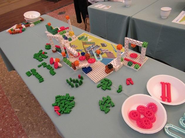 各プレイヤーによるIoT事業のアイデアが盛り込まれたスマートシティの完成