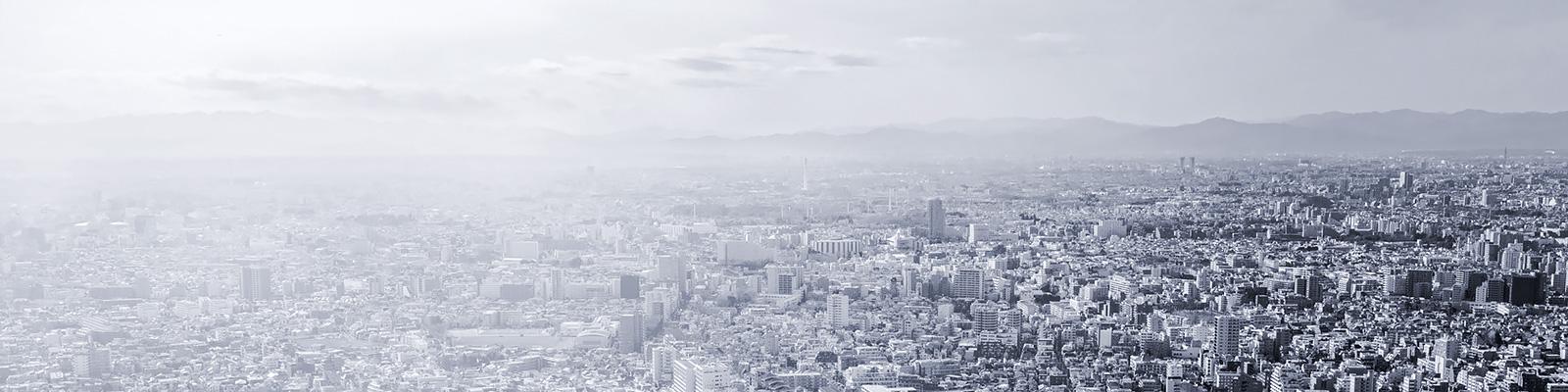 日本 都市 ネットワーク イメージ