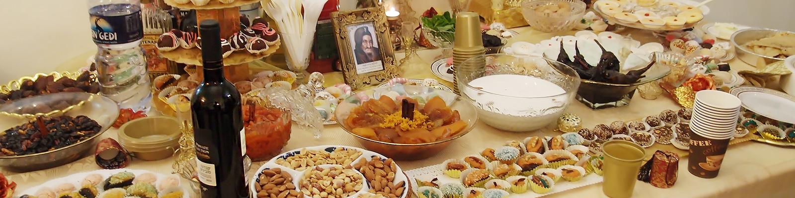 ペサハの小麦断ち明けを祝う「ミムナ」(Mimouna)