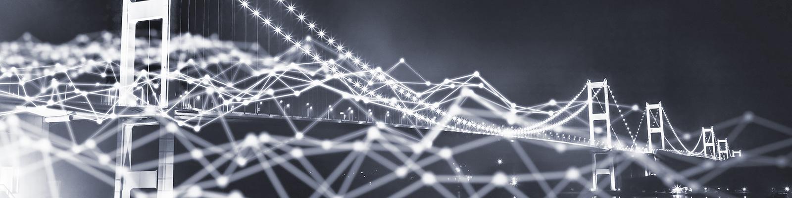 ネットワーク ブリッジ イメージ