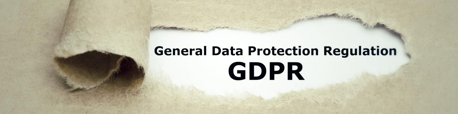 GDPR イメージ