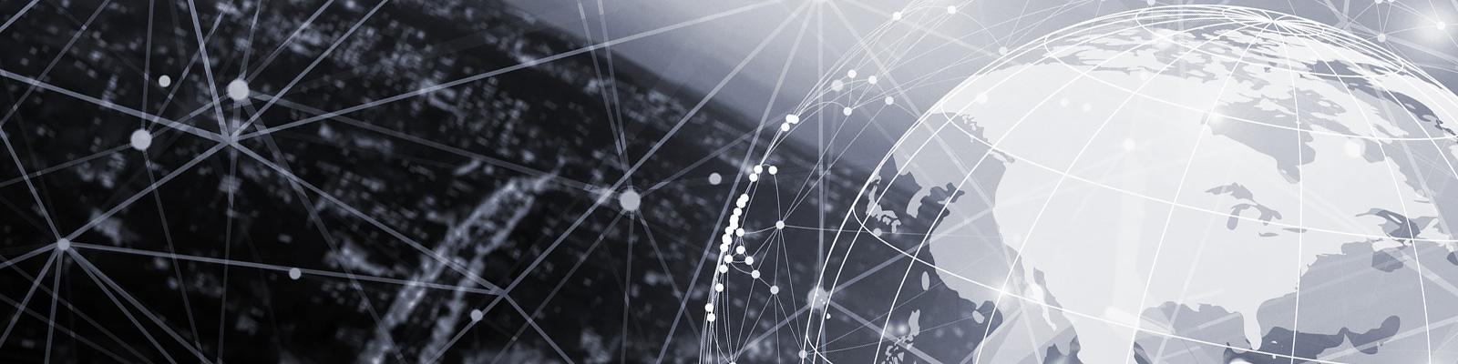 世界 都市 ネットワーク イメージ