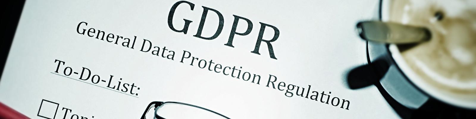 GDPR 書類 イメージ