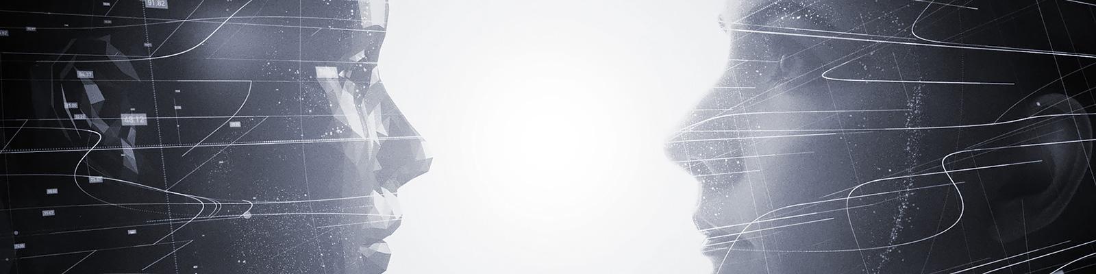 AI 顔認識 イメージ