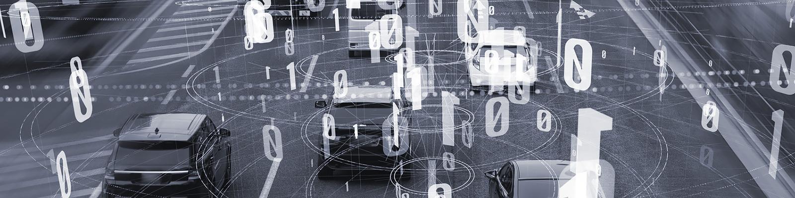 自動車 コンピューティング セキュリティー イメージ