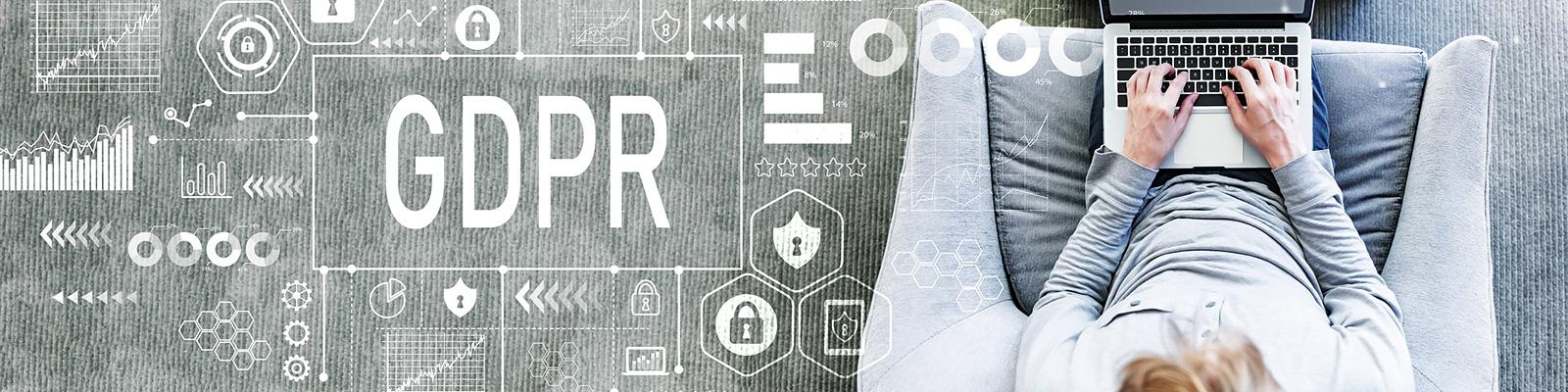 GDPR 消費者 インターネット イメージ