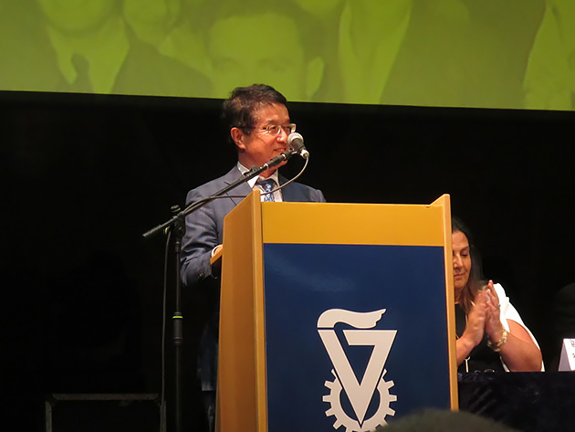 「Tikkun Olam、常により良い世界の追求を」藤原洋氏がテクニオン名誉フェローに