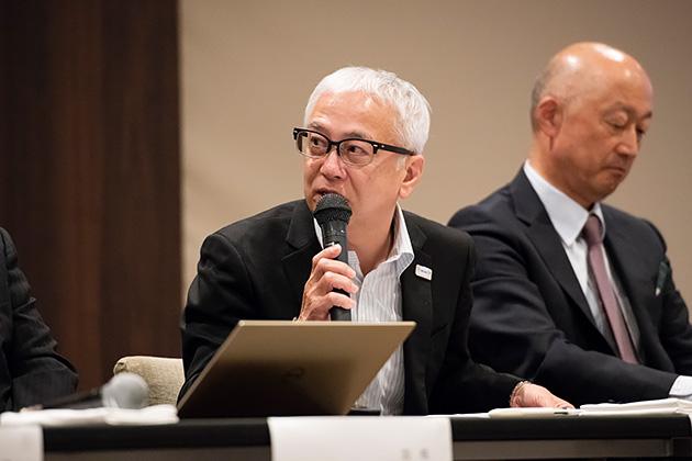 セコムトラストシステムズ常務取締役の藤川 春久氏
