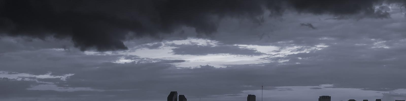 天気 悪天候 災害 イメージ