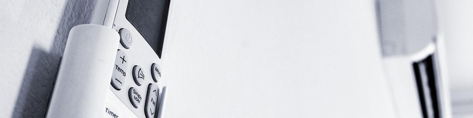 エアコン 温度 コントロール イメージ
