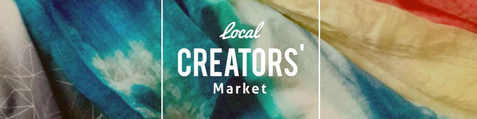 Local Creators'Market 2018ロゴイメージ