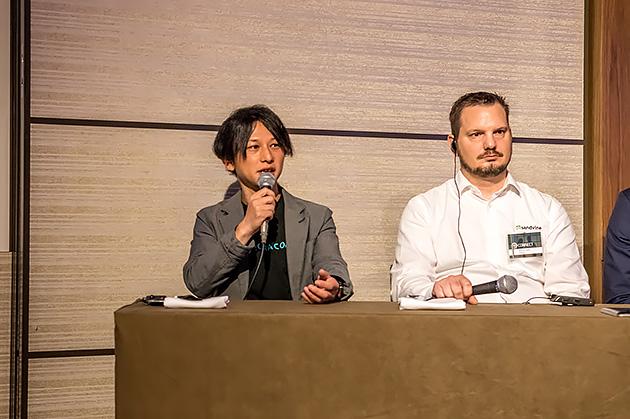 株式会社ソラコム最高技術責任者兼共同創業者 安川健太氏