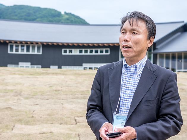 株式会社NTTドコモ IoTビジネス部ソリューション営業推進担当部長 仲田正一さん