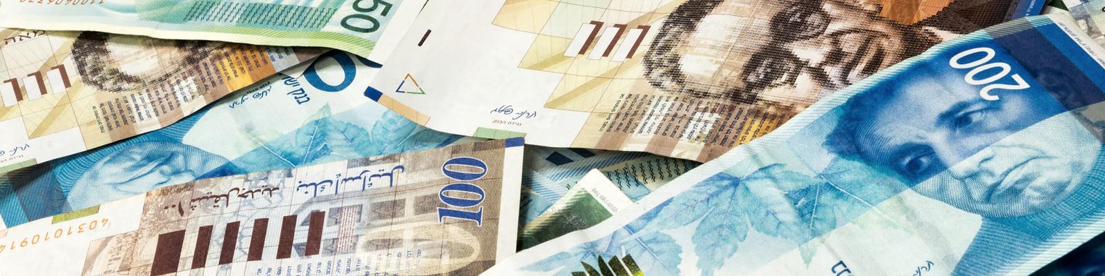 イスラエル 紙幣 イメージ