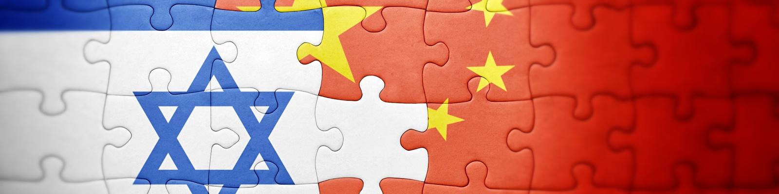 イスラエル 中国 パズル イメージ
