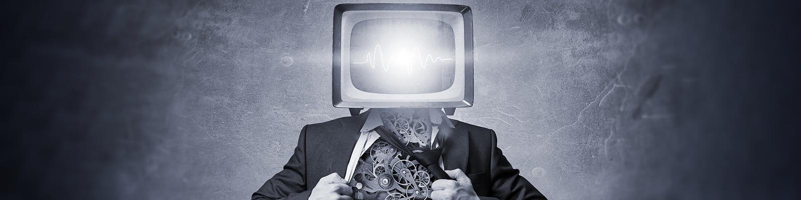 AI テレビ イメージ