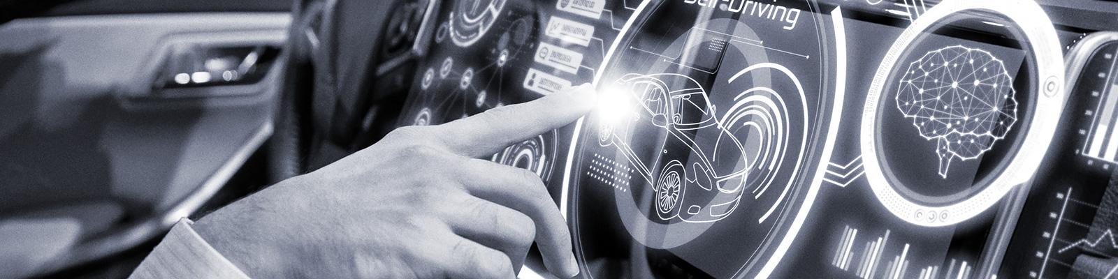 自動車 情報通信 セキュリティー イメージ