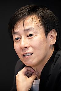 サイボウズ株式会社・代表取締役社長 青野 慶久(あおの・よしひさ)