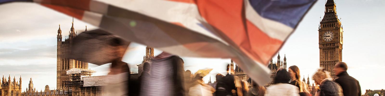 イギリス 政治 国旗 プライバシー イメージ