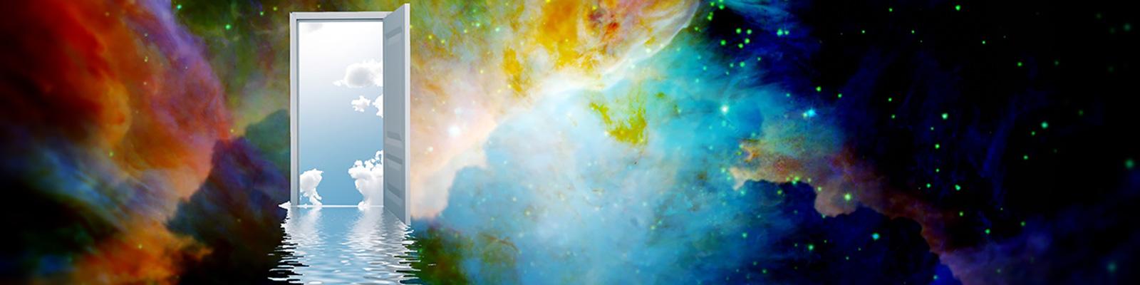 宇宙 海 イメージ