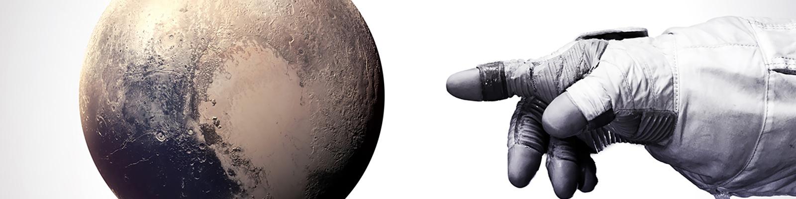 冥王星 イメージ