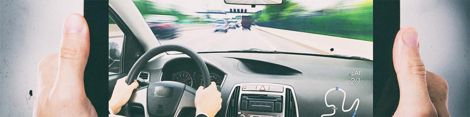 運転 ゲーム イメージ