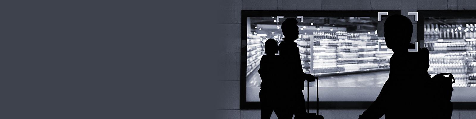 顔認識 プライバシー 商業 イメージ