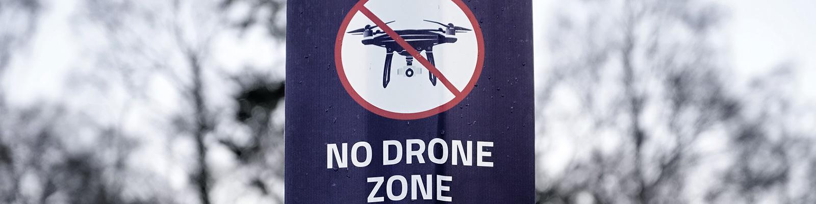 空港 ドローン 禁止 イメージ