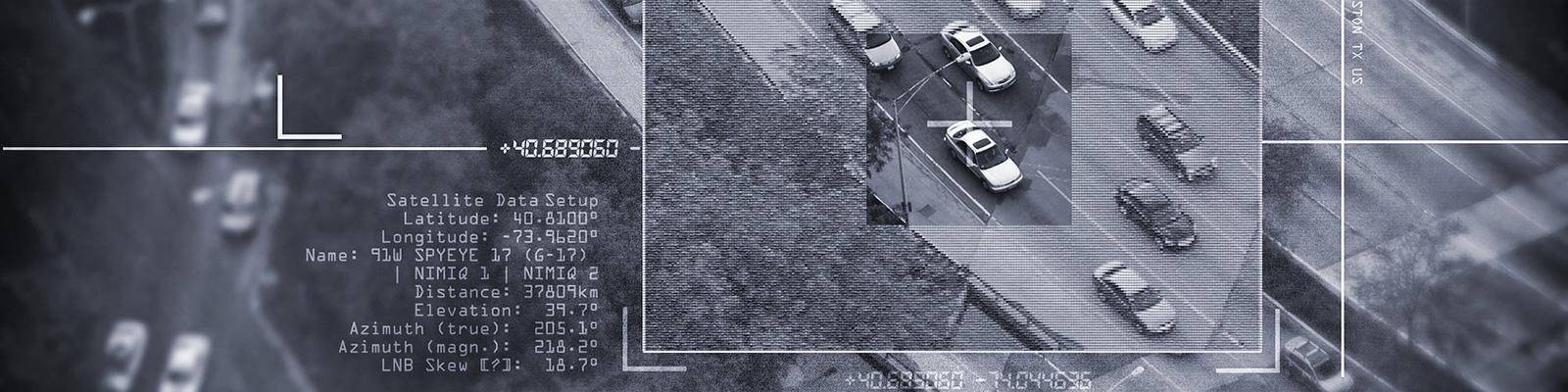 自動車 サイバー攻撃 セキュリティー イメージ