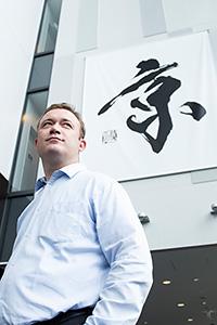 株式会社フォーラムエイト・スパコンクラウド神戸研究室室長・VR開発グループ主事 クリストフ・スーリエ