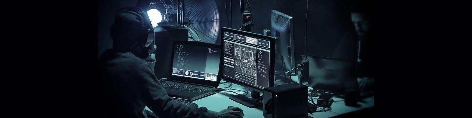 サイバー ハッキング イメージ