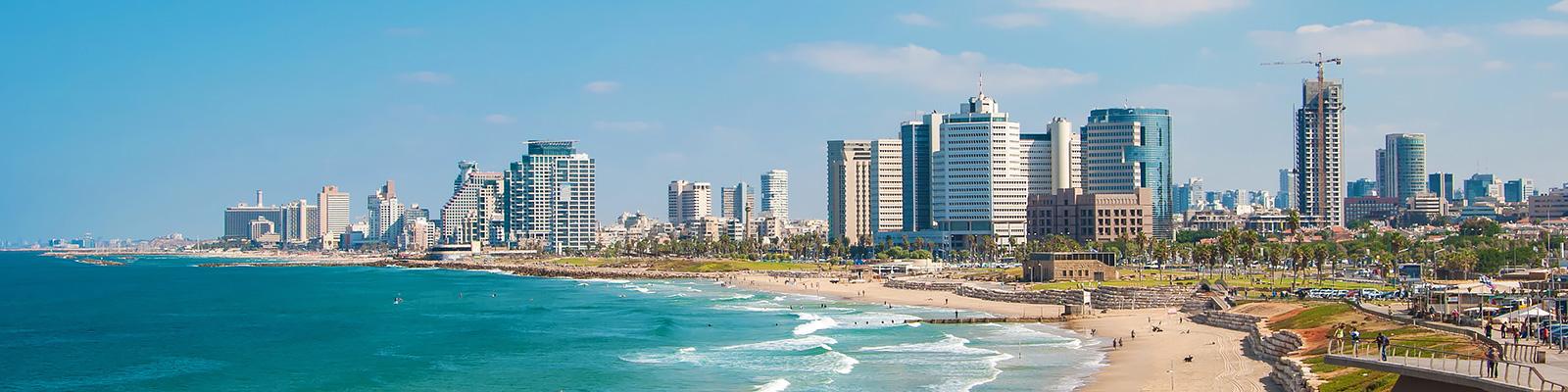 イスラエル テルアビブ 海岸 イメージ