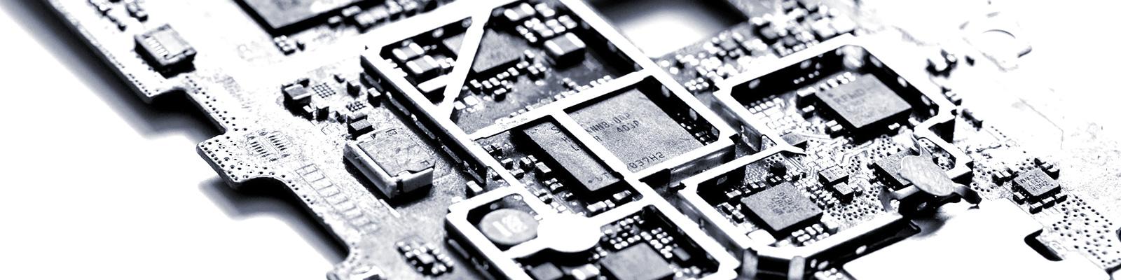 IoT チップ 組み込み イメージ