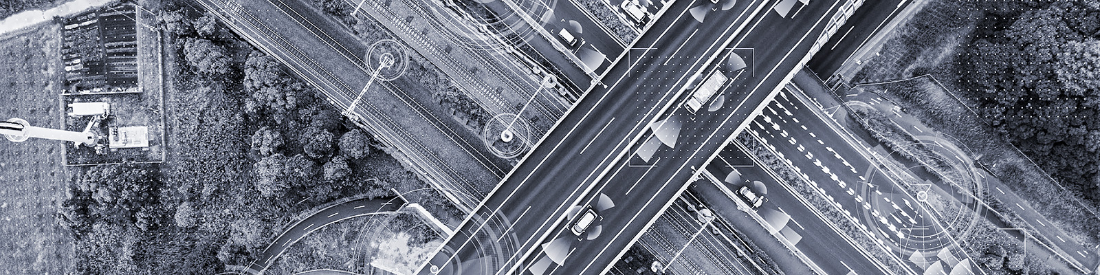 自動運転 交通 道路 イメージ