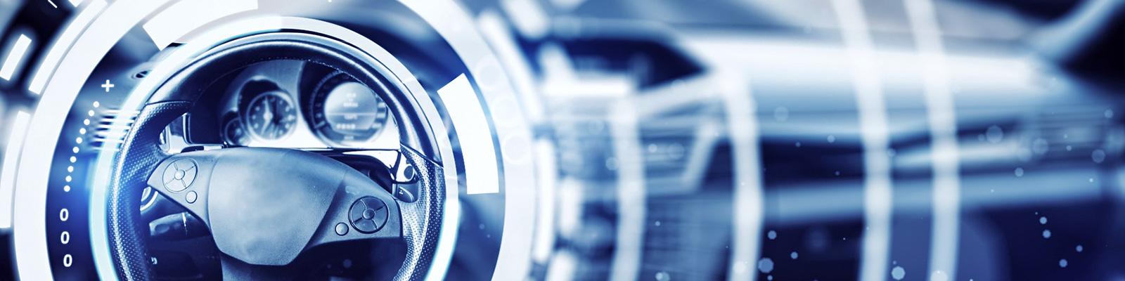 自動車 車載機器 セキュリティ イメージ