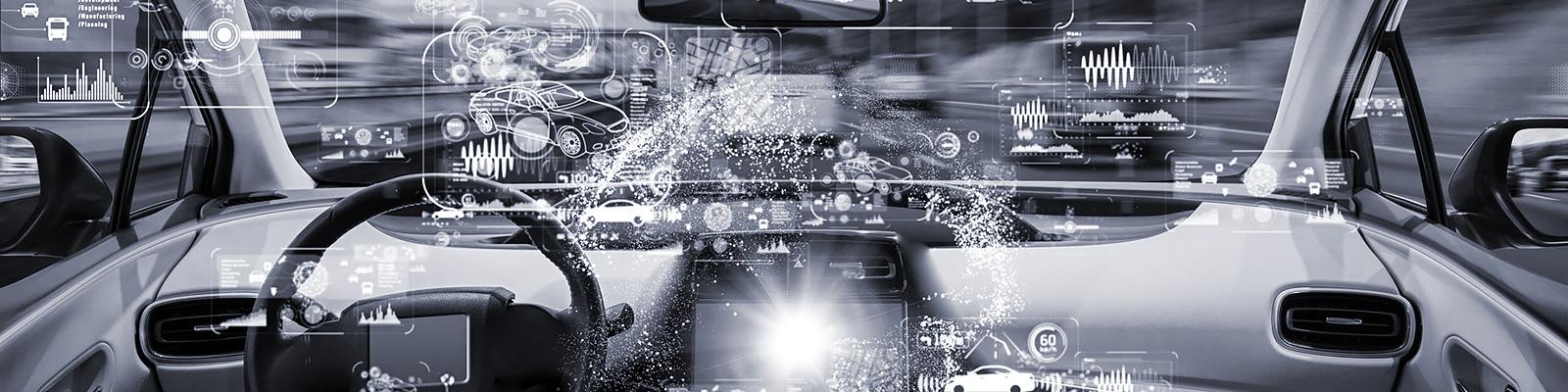 自動車 サイバー セキュリティ イメージ