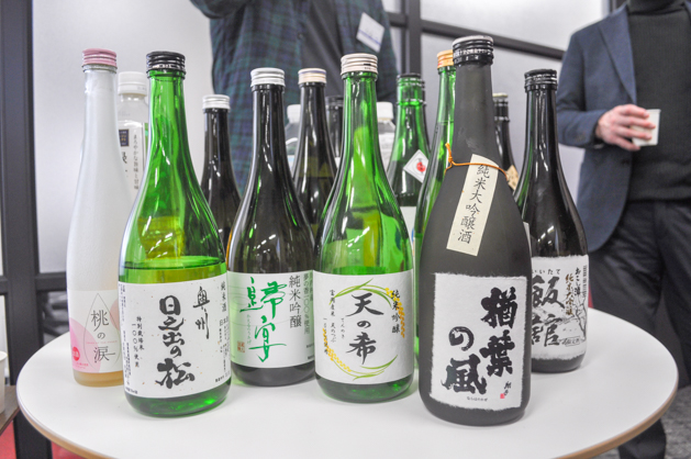 福島県産の地酒