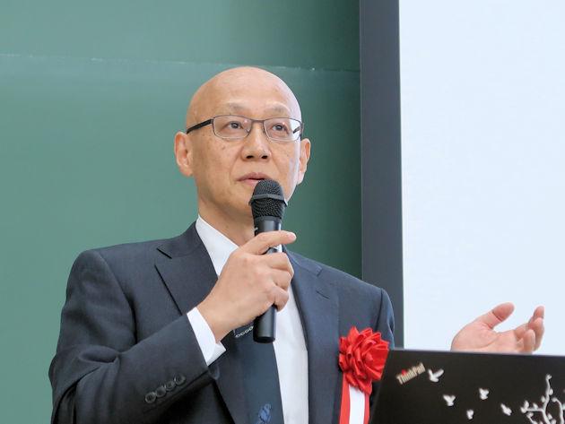 東京オリンピック・パラリンピック競技大会組織委員会 CISOの坂 明氏