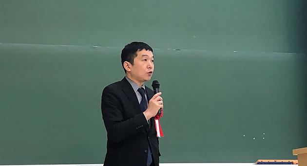 早稲田大学 理工学術院 教授 戸川望氏