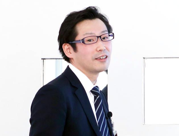 キヤノンマーケティングジャパン セキュリティエバンジェリストの西浦真一氏