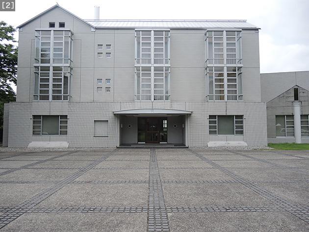 現代建築のまち、黒部
