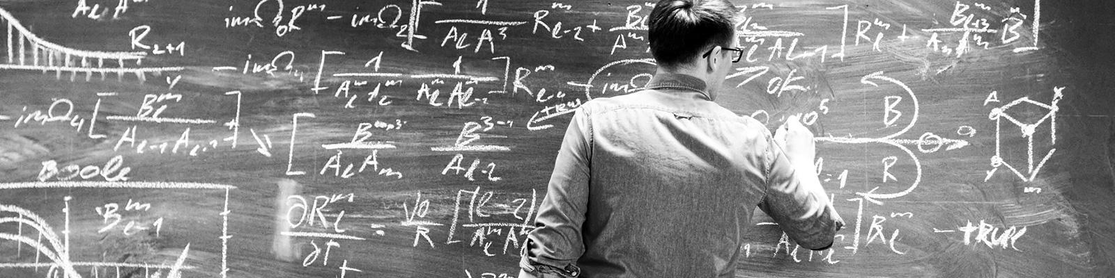 数学 数学者 探求 イメージ