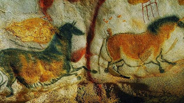 ラスコーの壁画