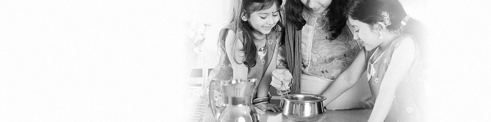 インド 家庭 料理 カレー イメージ