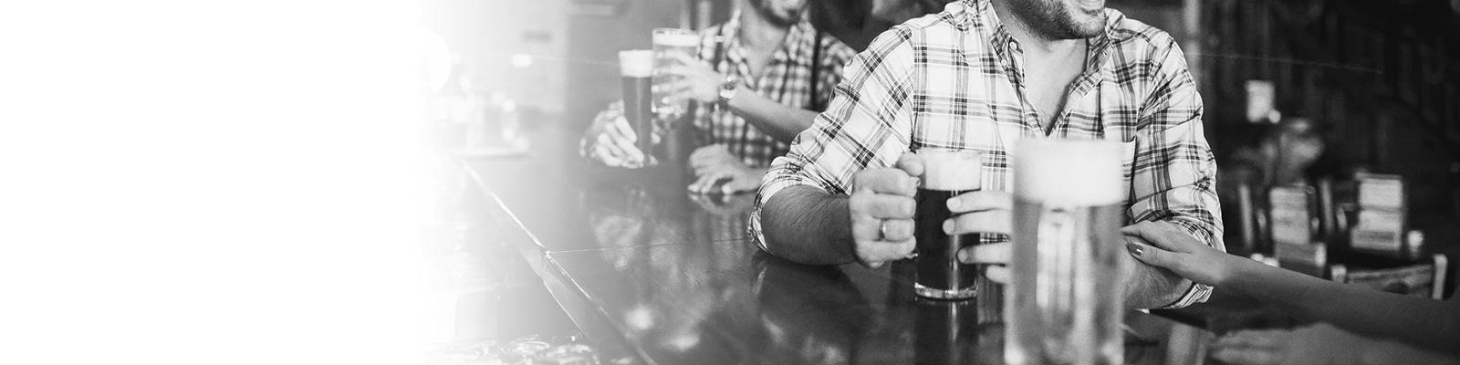 ロンドン パブ ビール イメージ