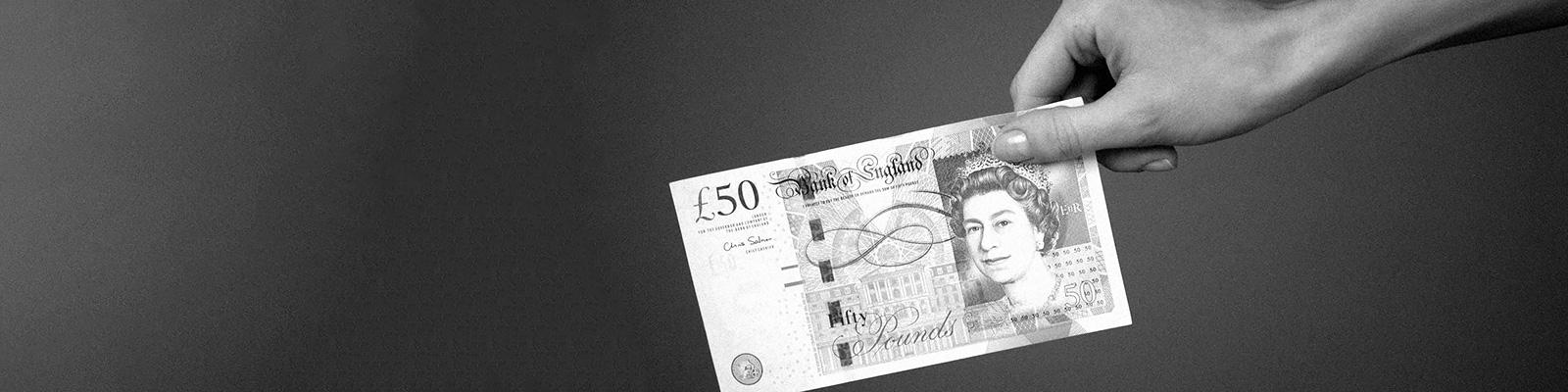 英国 紙幣 イメージ