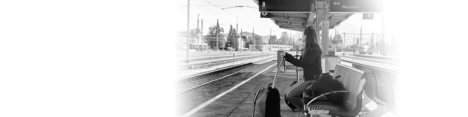 ドイツ 電車 旅 イメージ